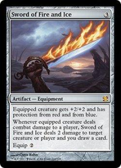 画像1: 【ENG/MMA】火と氷の剣/Sword of Fire and Ice
