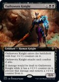 【ENG/ELD-BF】誓いを立てた騎士/Oathsworn Knight 『R』 [黒]