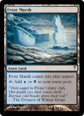 【ENG/CSP】霜の湿地/Frost Marsh