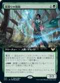 【JPN/STX/BOXプロモ/FOIL★】龍護りの精鋭/Dragonsguard Elite