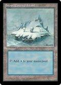 【ENG/ICE】冠雪の島/Snow-Covered Island【EX-】