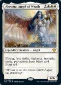 【ENG/C20】怒りの天使アクローマ/Akroma, Angel of Wrath