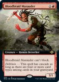 【ENG/MH2-BF】血編み髪の匪賊/Bloodbraid Marauder (拡張アート)