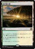 【JPN/IMA/FOIL★】地平線の梢/Horizon Canopy 『R』 [土地]