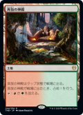 【JPN/THB/FOIL★】奔放の神殿/Temple of Abandon 『R』 [土地]