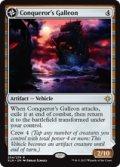 【ENG/XLN】征服者のガレオン船/Conqueror's Galleon『R』 [茶]