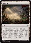 【JPN/XLN】廃墟の地/Field of Ruin 『U』 [土地]